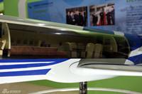 ARJ21公务机内舱布局