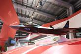 中航工业展出五代战机歼31模型