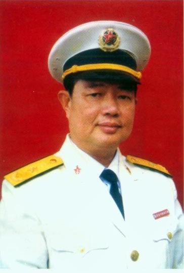 中越南沙海战指挥官陈伟文