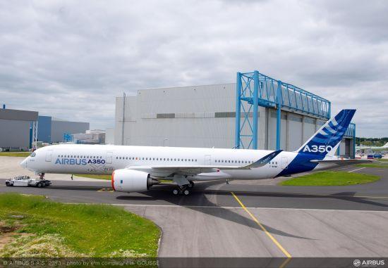 空中客车A350XWB宽体飞机 空中客车A350XWB宽体飞机简介|飞机|空中客车|A350XW