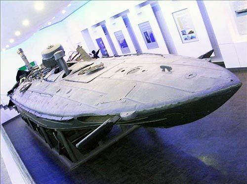 资料图:朝鲜半潜艇