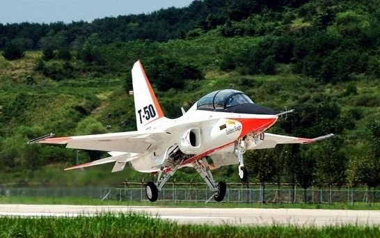 对菲律宾选定韩国fa—50作为菲律宾飞机项目机型表示