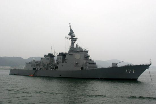 日本爱宕级宙斯盾驱逐舰