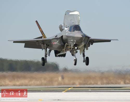 资料图:F-35战斗机