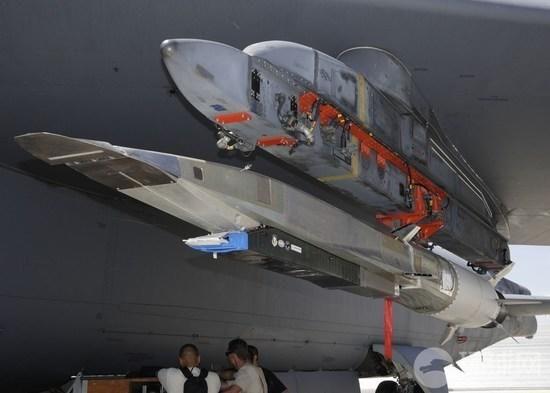 资料图:美军X-51A已成功a href=