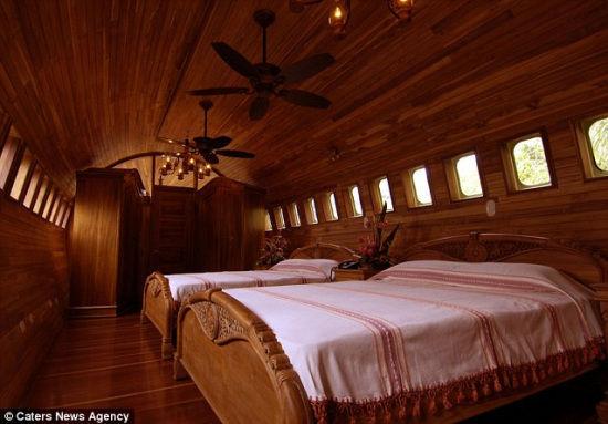 半空床设计