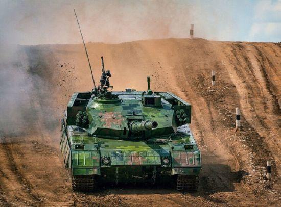 资料图:鼎盛清风对坦克两项2014世界大赛对各参赛国第一阶段的精彩点评