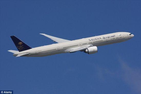 这架飞机当时正准备从埃及首都开罗飞往
