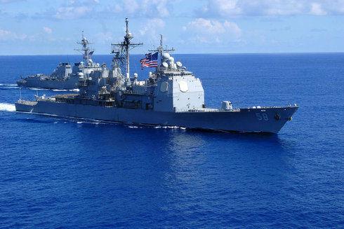 菲律宾海号巡洋舰