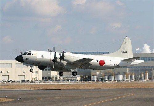 资料图:日本OP-3C侦察机
