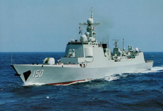 资料图:052D驱逐舰的动力据传就是乌克兰提供技术