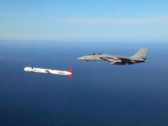 资料图:战术战斧导弹是新一代巡航导弹标准