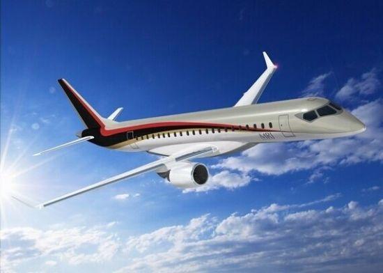 日本三菱飞机制造公司研发的首款日本喷气式国产客机MRJ
