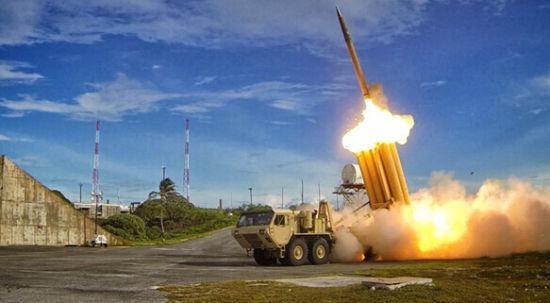 材料图:萨德导弹防备体系
