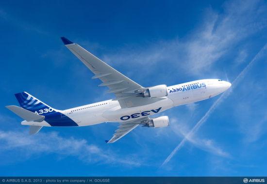 A330飞机