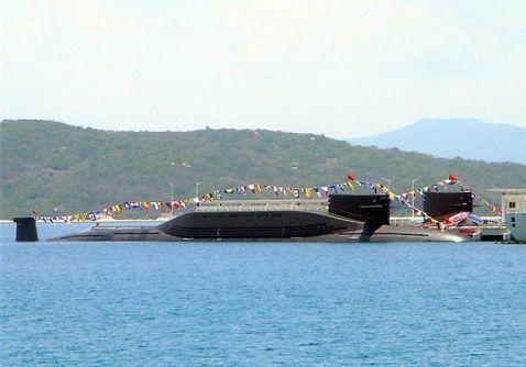 中国海军094型战略核潜艇