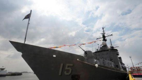 """""""汉密尔顿""""级是菲律宾海军目前最大,最先进的战舰"""