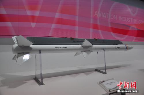 美媒:中国可在SD-10基础上研制空射反卫星导弹