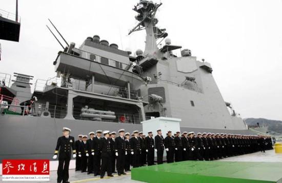 日媒:日本将新建两艘宙斯盾舰应对中国弹道导弹
