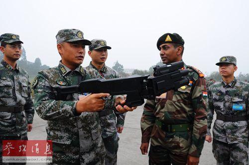 印媒:印度空军与海军武官首次在中国就职