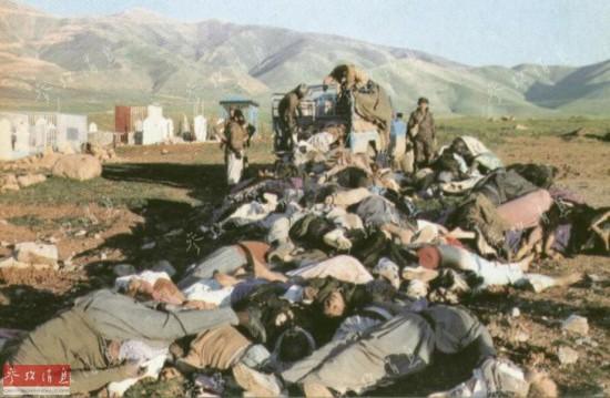 二战西班牙摄影师偷拍集中营地狱景