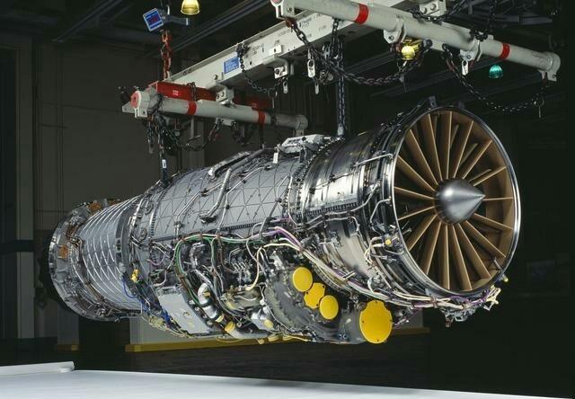 f35战斗机的矢量发动机