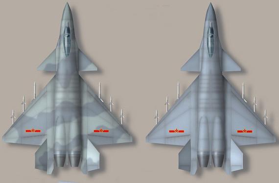 中国坚持独立研发不参与俄五代战机研制项目