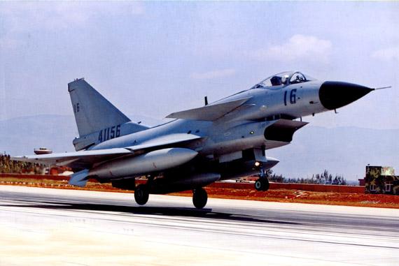 美军官方对中国空军力量崛起感到无奈(组图)