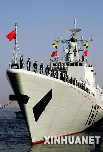 肖新年少将参观日舰:我感觉他们比较坦诚