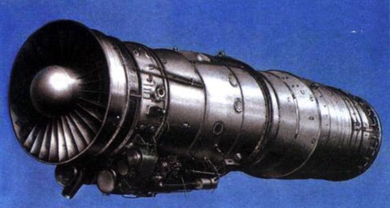 图文:在英国斯贝发动机发展而来的涡扇9发动机