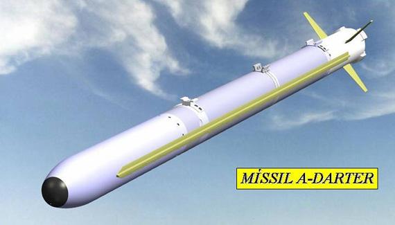美国智库猜测中国新型PL-13远程空空导弹(图)