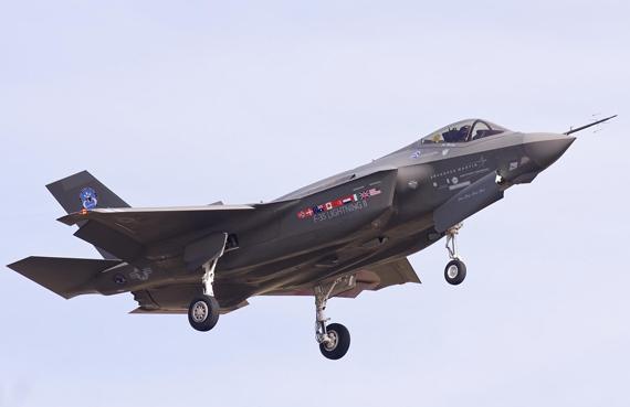 日本有意选F-35作为主力战机大幅提高空中战力