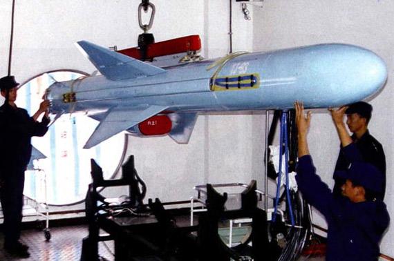中国正在研发高速隐身反航母导弹美军无法对付