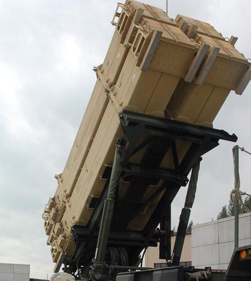美雷声公司将向台湾提供爱国者-3防空系统(图)