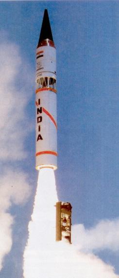 印度近日将试射烈火-3导弹目的是威慑中国(图)