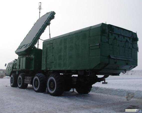 俄新式数字雷达可探测隐形机西方担心中国拥有