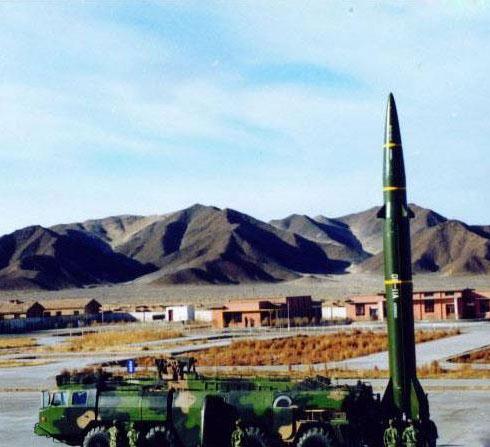 图文:五角大楼称中国正在耗用巨资研究各型导弹