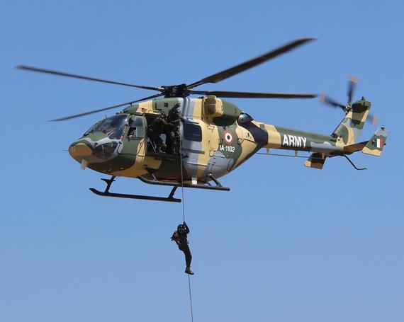 印度ALH通用直升机