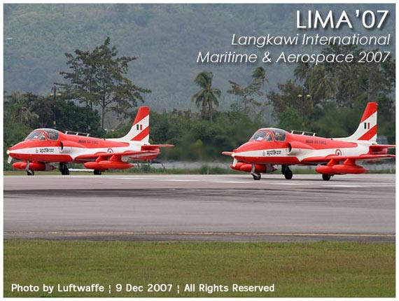 印度阳光特技飞行队将首次参加中国珠海航展