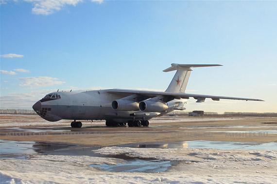 中俄将重谈运输机合同俄方建议增加4.55亿美元