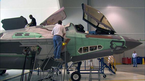 美制F-35战机各国预购总数已超过3000架(组图)