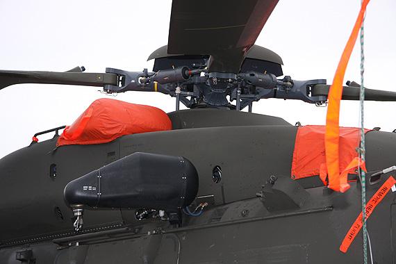 图文:NH90军用运输机悬翼