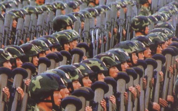 简氏称中国五大军工系统存在功能重叠现象(图)