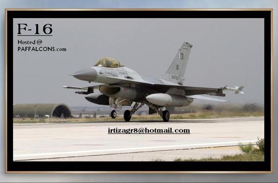 美国同意恢复F-16战机合同也有压制中巴间的军事合作的意图
