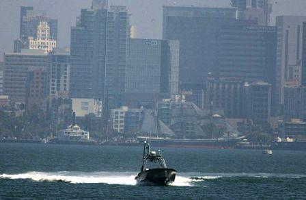 美国海军将派出无人艇对付伊朗潜艇