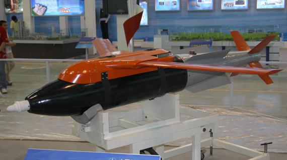 在研250公斤级FT-2激光制导炸弹可滑翔攻击目标摄影:门广阔新浪独家图片,未经许可不得转载。