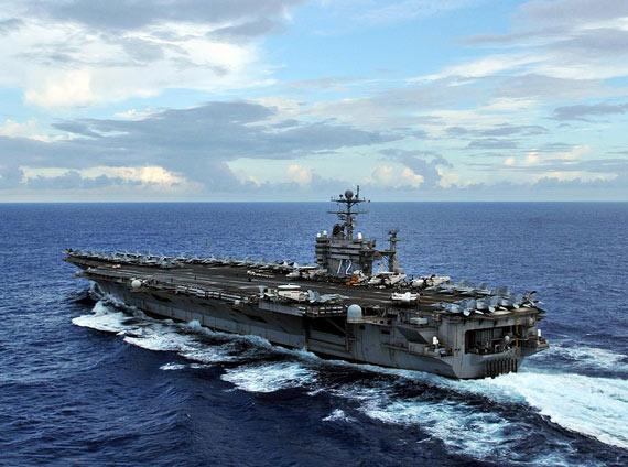 美国称解放军超地平线雷达可助东风21锁定航母