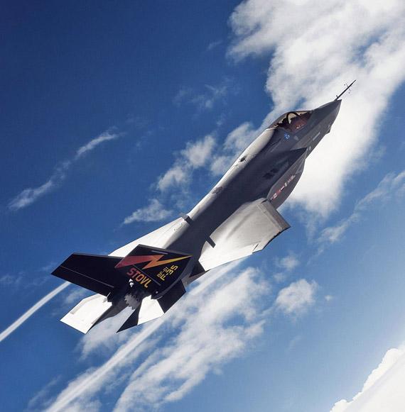 F-35战机是未来美国重点出口机型