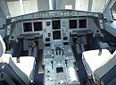 海航A330客机驾驶舱