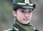 武警07式将官常服图片
